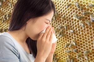 Alergie na včelí produkty