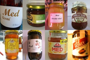 Jak se falšuje med