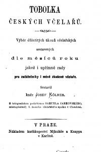 Tobolka českých včelařů