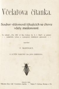 Včelařova čítanka