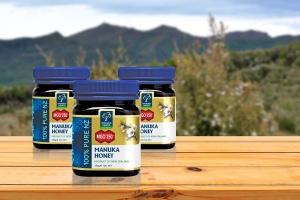 Manukové medy z Nového Zélandu