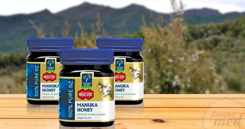 New Zeland Manuka Honey