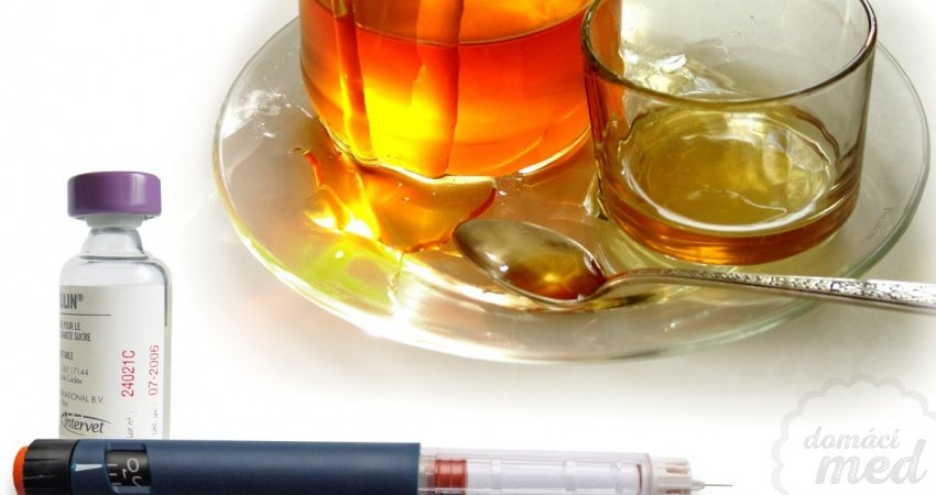 Konzumace medu při cukrovce