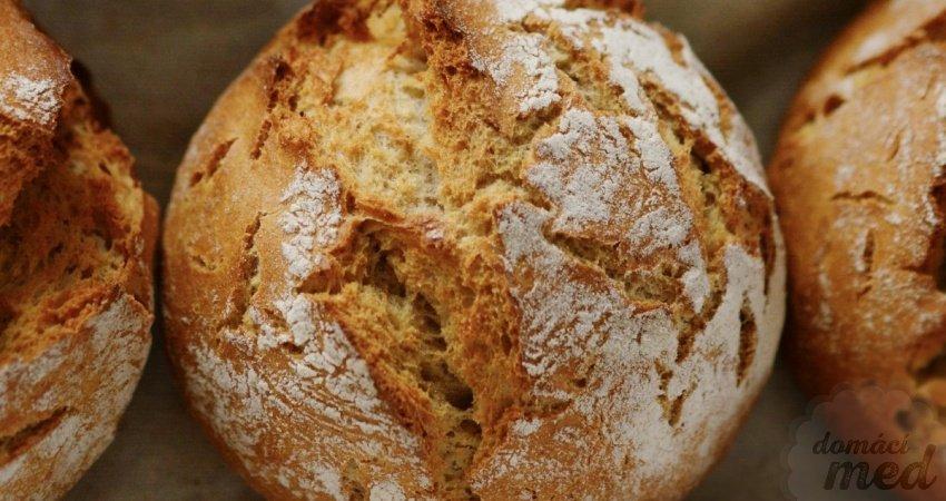 chleba s medem