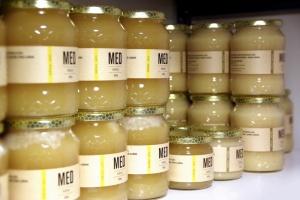 Skladování medu
