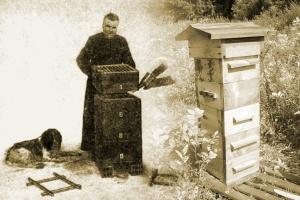 Včelí úl Warré
