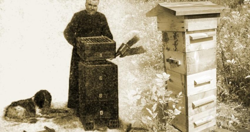 Abbé Émile Warré a jeho úl